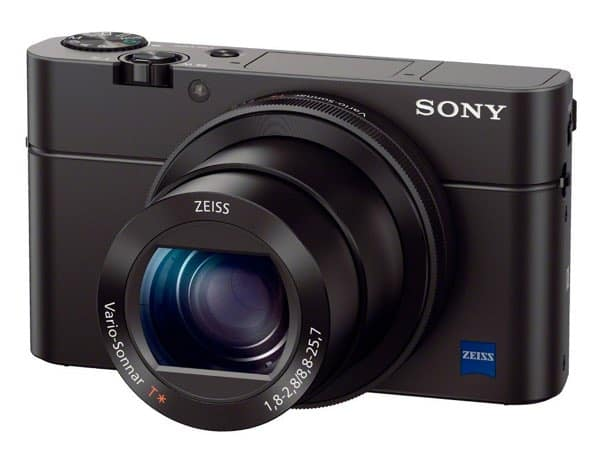 Cámaras compactas avanzadas de Sony: Sony RX100 III