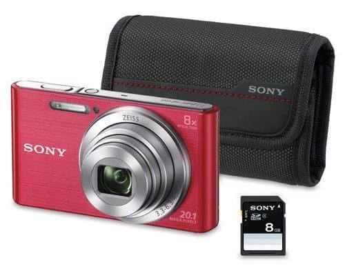 Cámaras compactas de Sony: Sony W830