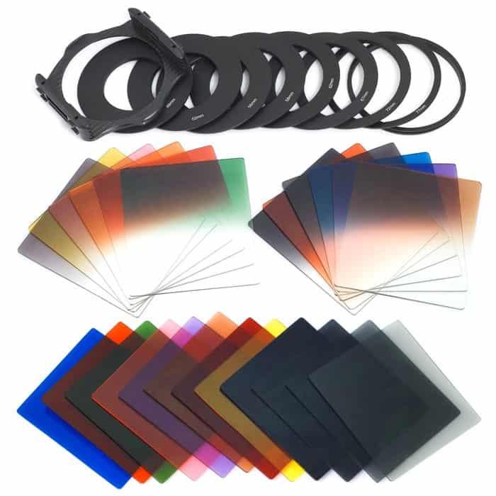 filtros cámaras fotograficas