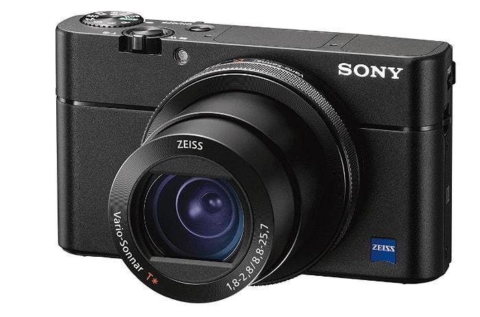 Cámaras compactas avanzadas de Sony:Sony RX100 IV ySony RX100 V