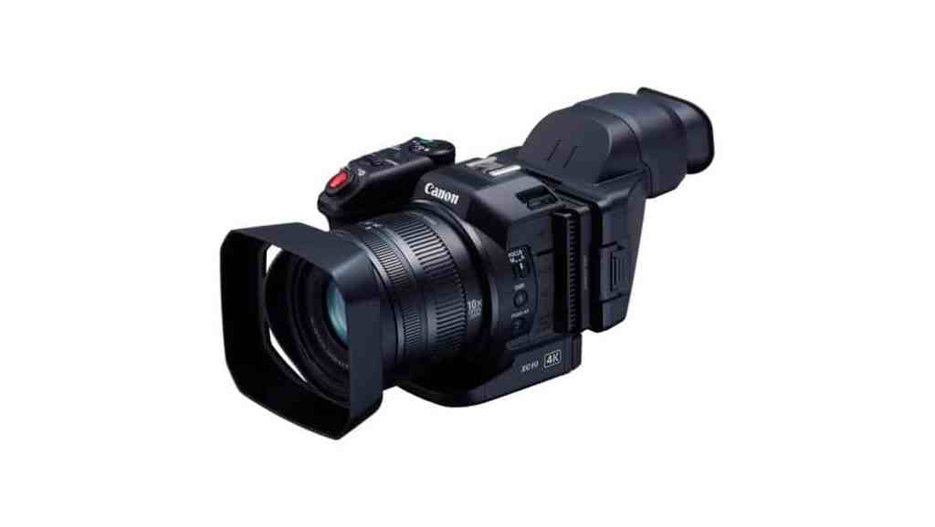 Canon XC10: Videocámara digital que pone a nuestra disposición vídeos en 4K e imágenes espectaculares
