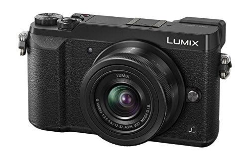 Cámaras EVIL de Panasonic:Panasonic Lumix DMC-GX80