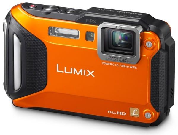 Las mejores cámaras acuáticas: Panasonic DMC-FT5