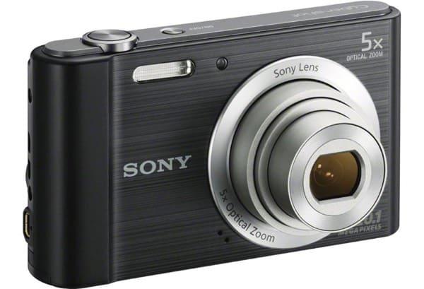 Cámara compacta Sony DSC-W800