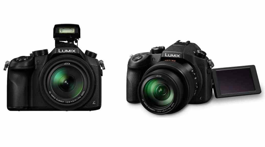 Qué cámara bridge comprar en 2015: Panasonic FZ1000