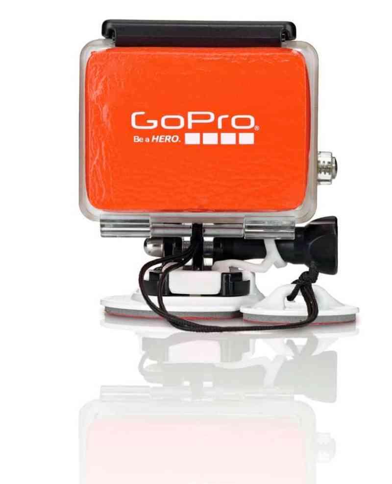 Los 10 mejores accesorios para la GoPro HERO en 2015: GoPro Floaty Backdoor