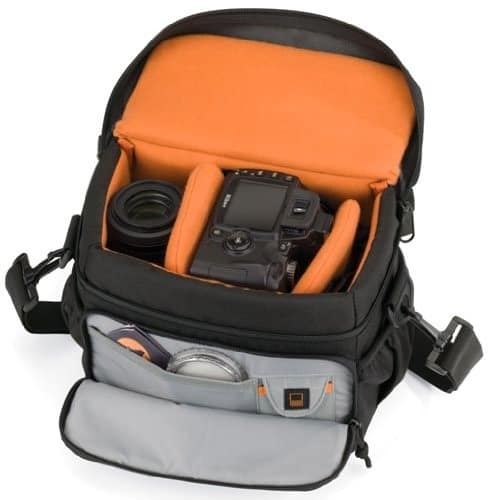 Lowepro Adventura 160 - Bolsa para cámaras - Opinión