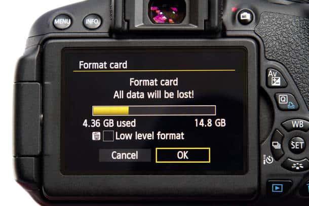 9 consejos para configurar tu cámara Canon DLSR