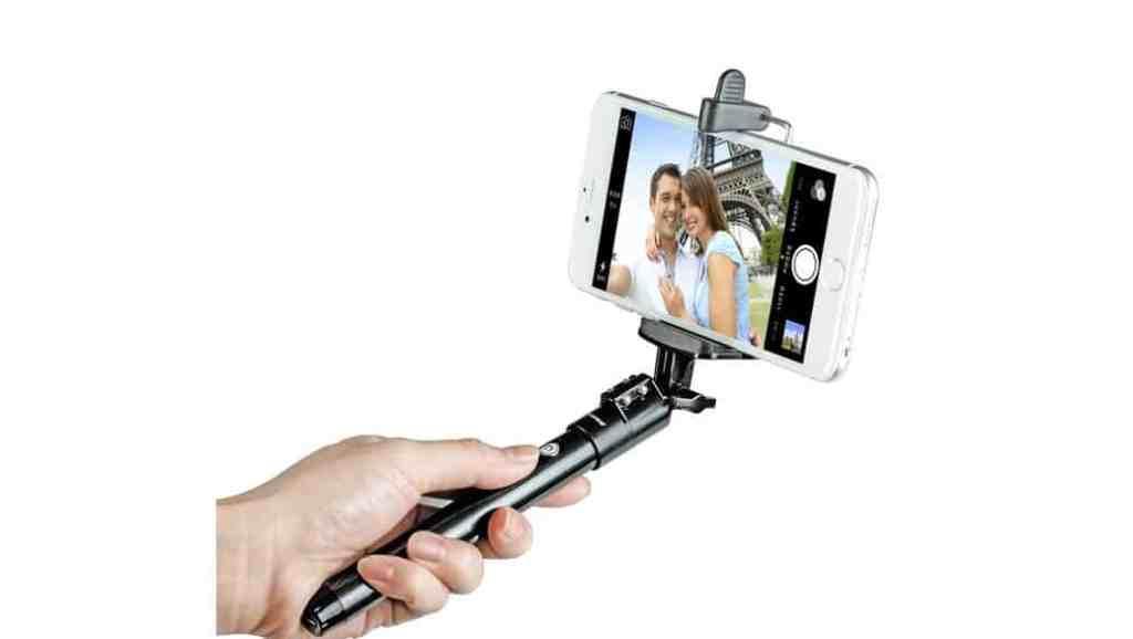 Los 3 mejores palos selfie que puedes comprar por calidad precio