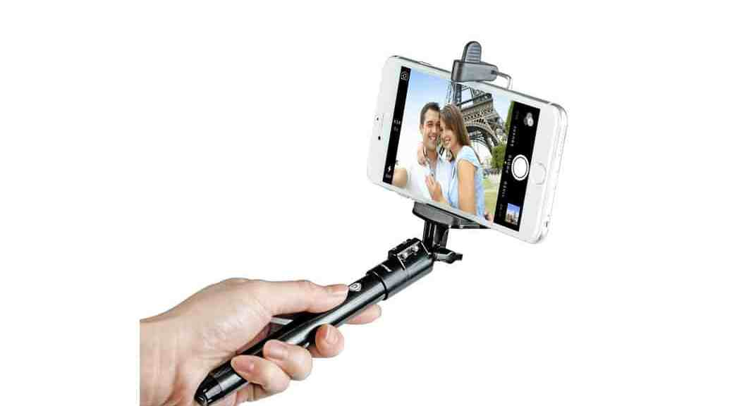 Los 3 mejores palos selfie