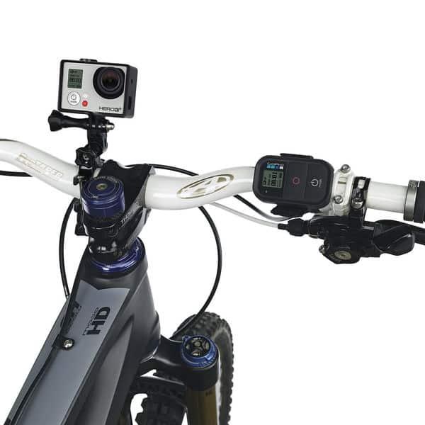 Los 10 mejores accesorios para la GoPro HERO en 2015: soporte bicicleta GoPro