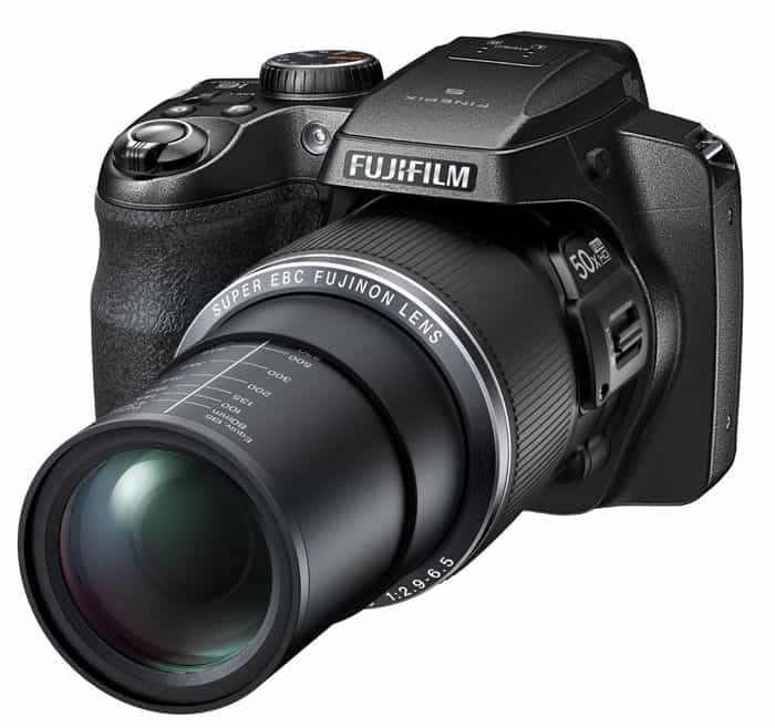 Cámaras Bridge de Fuji: Fujifilm Finepix S9800