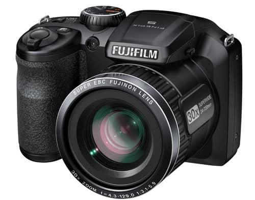 Cámaras bridge de Fuji: Fujifilm Finepix S4800