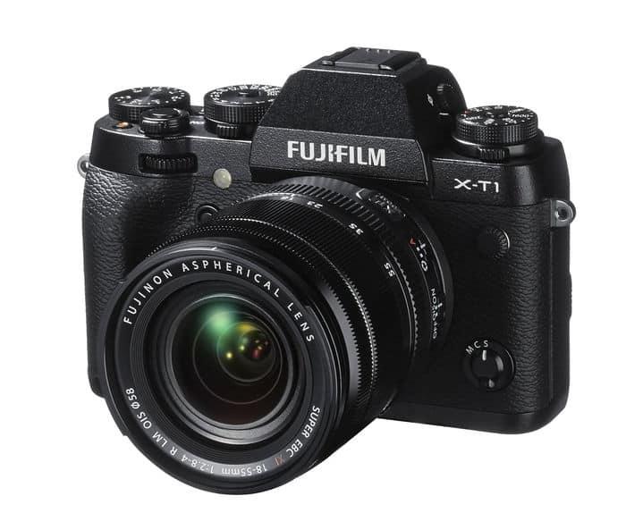 Cámaras CSC (EVIL) de Fuji: Fujifilm X-T1