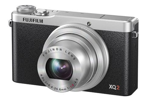 Cámaras compactas premium de Fuji: Fujifilm XQ2