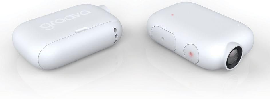 ¿Una cámara mejor que la GoPro? La videocámara Graava edita los vídeos por ti y conoce tus sentimientos