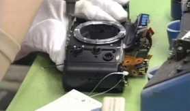 Fabricación Nikon F70