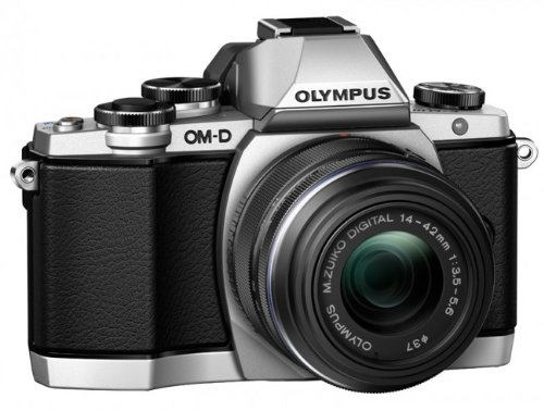 Cámaras CSC de Olympus: Olympus OM-D E-M10