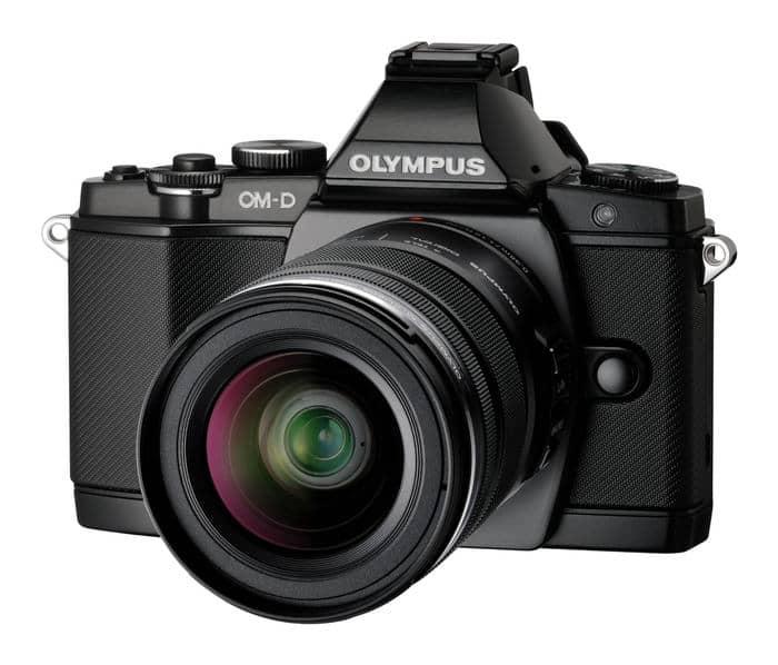 Cámaras CSC de Olympus: Olympus OM-D E-M5