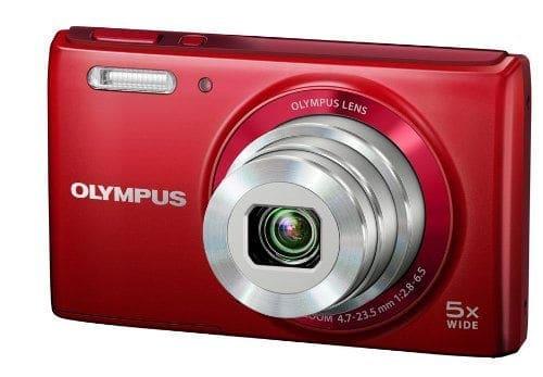 Cámaras compactas de Olympus: Olympus Stylus VG-180