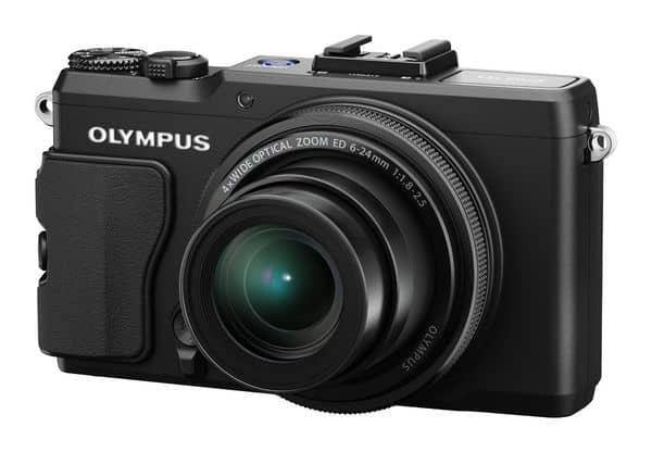 Cámaras compactas premium avanzadas de Olympus: Olympus XZ-2