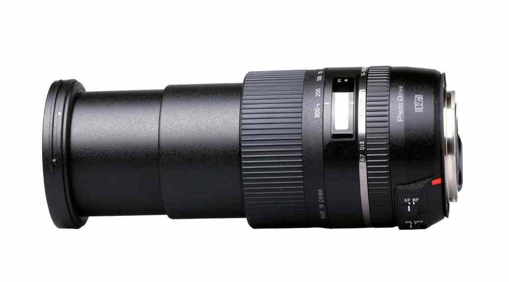 Tamron 16-300mm f/3.5-6.3 Di II VC PZD Macro - objetivo superzoom - opinión