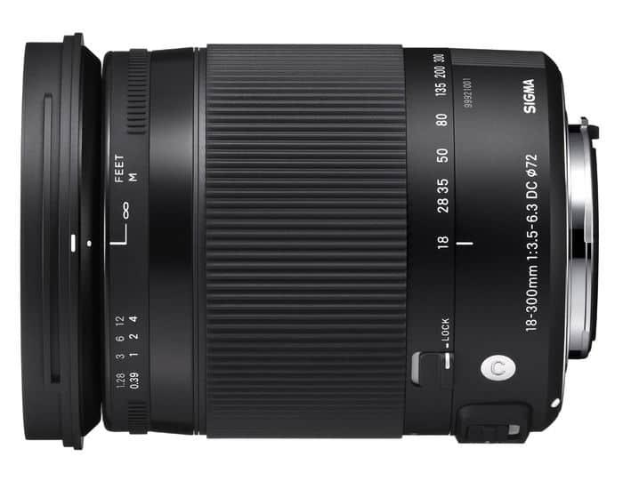 Sigma 18–300mm f/3.5-6.3 DC Macro OS HSM | C – objetivo superzoom – opinión