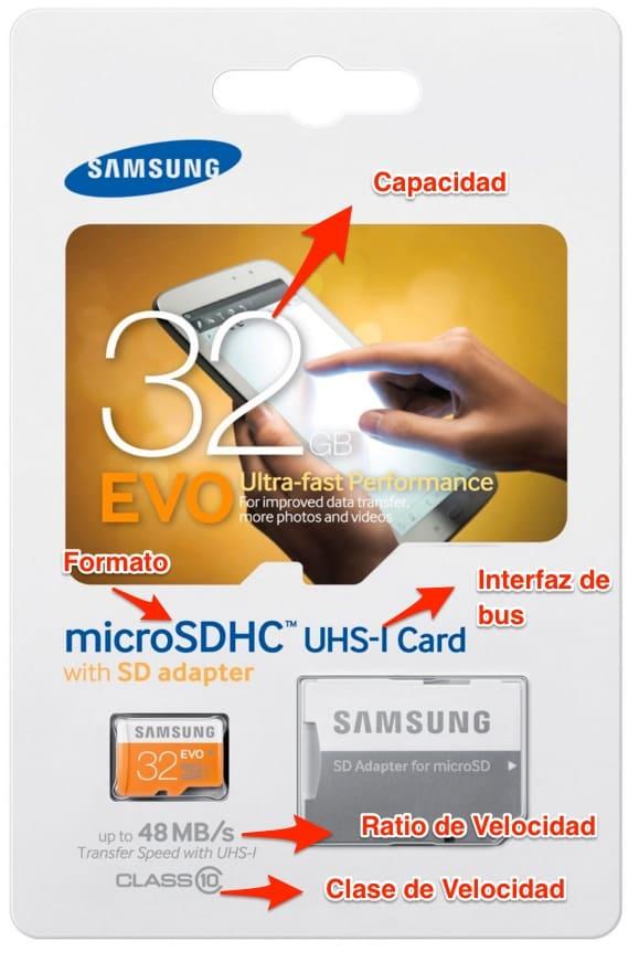 5 errores que hay que evitar cuando compramos una tarjeta microSD