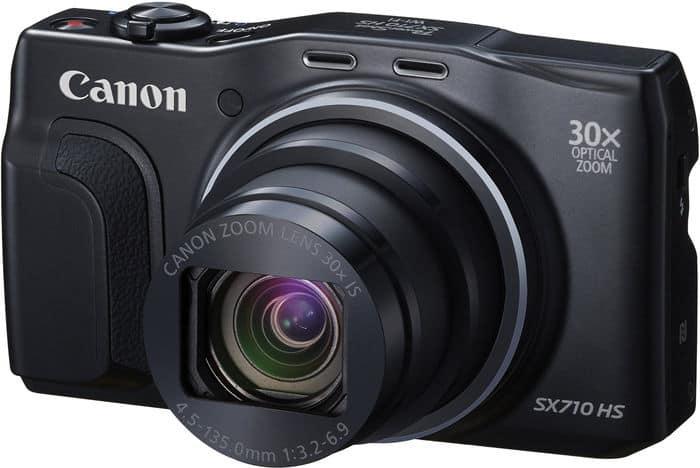 Canon PowerShot SX710 HS - Zoom de 30x en tu bolsillo - Opinión