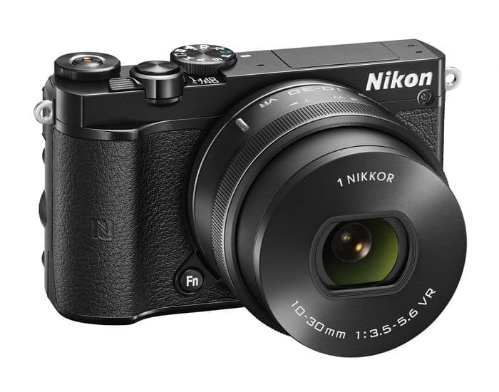 Nikon 1 J5 - Cámara EVIL de 20 Mp
