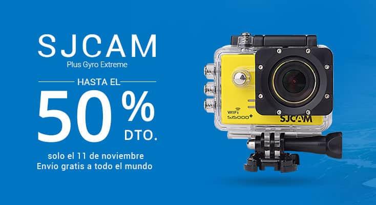 Ofertas destacadas en Aliexpress de cámaras y accesorios de fotografía (11 de noviembre)
