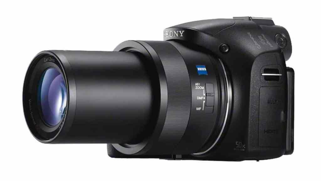 Sony DSC-HX400V - Cámara compacta con zoom 50x - Opinión