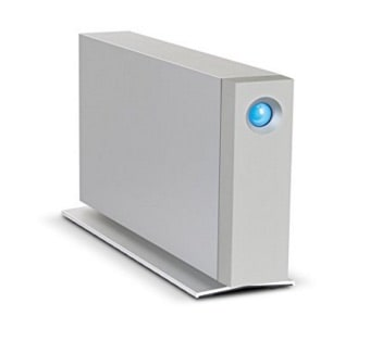 LaCie LAC9000492EK - Disco duro de 3 TB, Thunderbolt