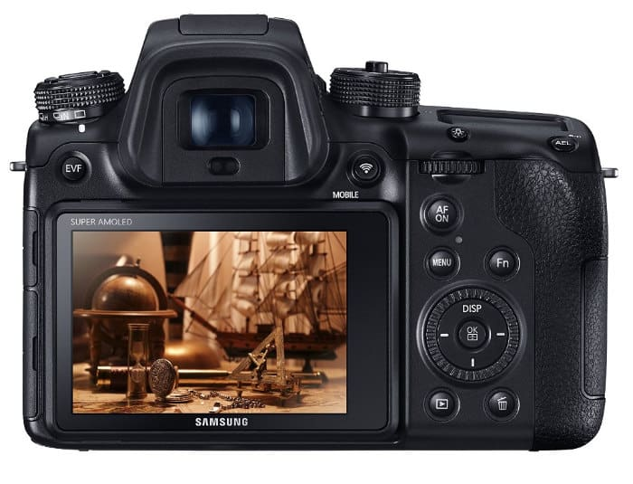 Samsung NX1 - Cámara de objetivos intercambiables - Opinión