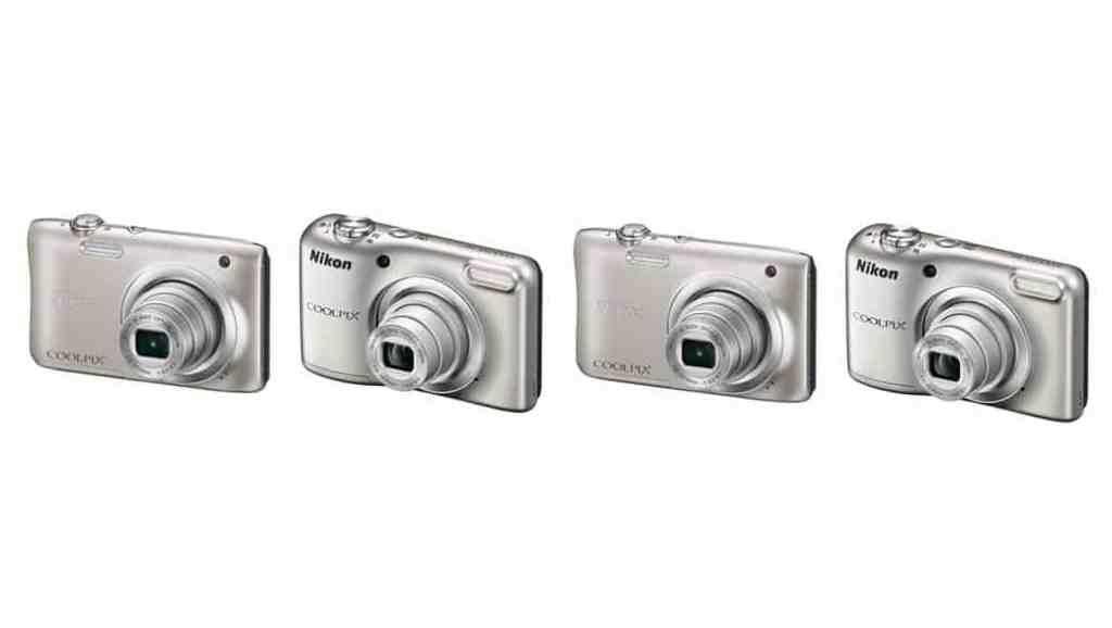 Nikon Coolpix A100 y A10: Las 2 nuevas cámaras compactas sencillas que Nikon añade a su catálogo