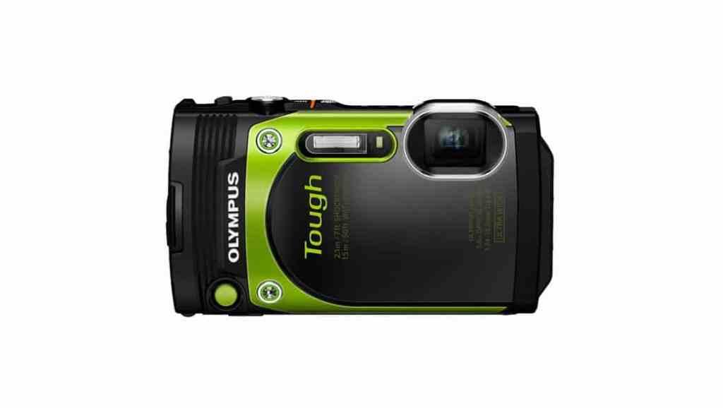 Olympus Stylus Tough TG-870: la nueva cámara todoterreno con GPS