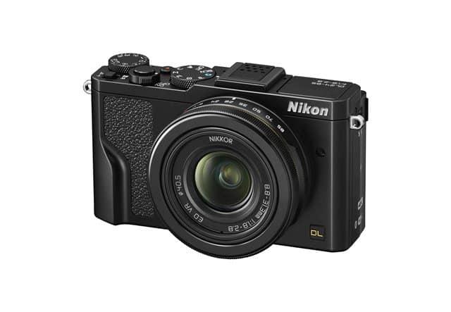 Nikon DL 24-85 f/1.8-2.8
