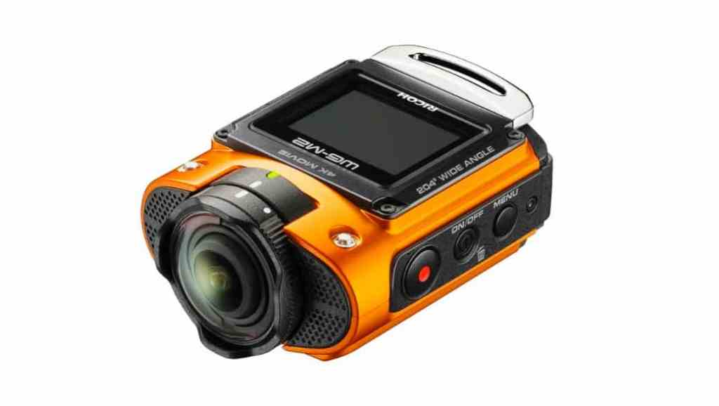 RICOH WG-M2 - Nueva cámara de acción con vídeo 4K y super resistente