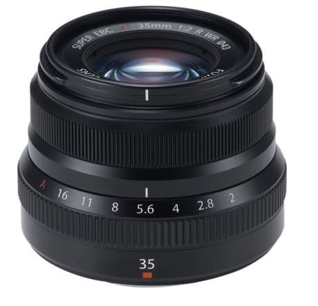 Un objetivo Nikon 70-200mm y un Fujifilm 35mm rebajados de precio