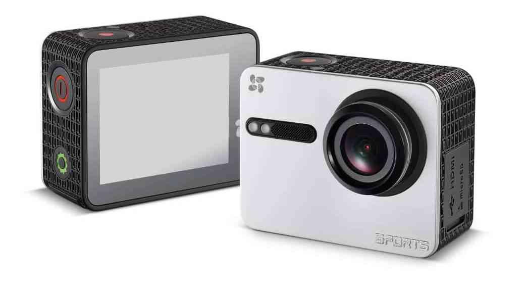 Ezviz Five+ y Ezviz Five: 2 cámaras como la GoPro HERO4 Black y Silver