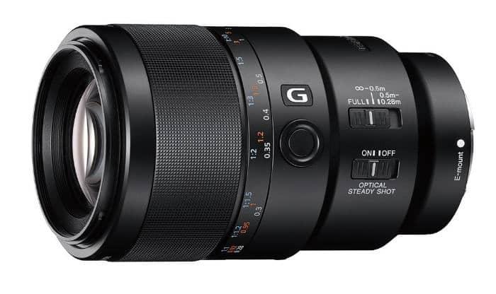 Sony FE 90 mm f/2.8 Macro G OSS