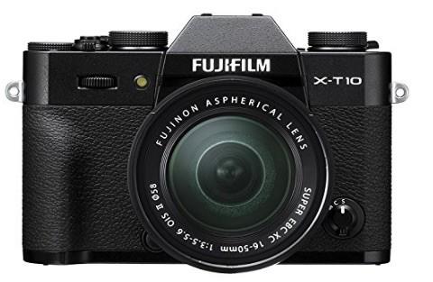 Fujifilm_X-T10_Cámara_EVIL