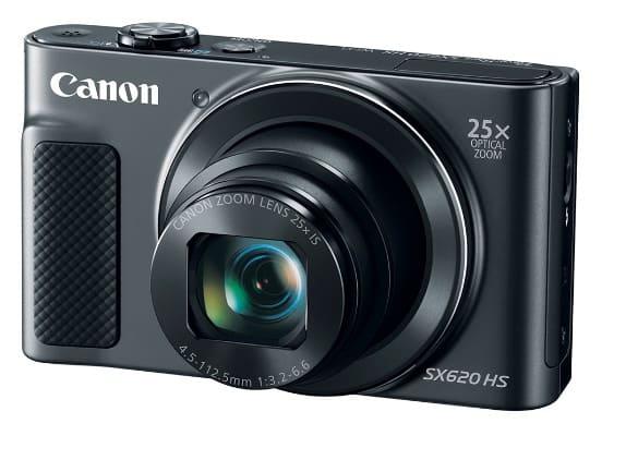Canon PowerShot SX620 HS: un zoom 25x en tu cámara compacta de bolsillo