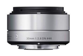 Sigma 30 mm F2.8 DN SE ART - Objetivo para cámaras digitales sin espejo Montura E (Sony)