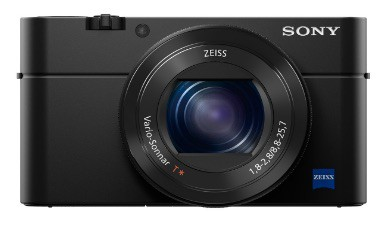 Sony Cyber-shot DSC-RX100M4 - Cámara compacta de 20.1 Mp