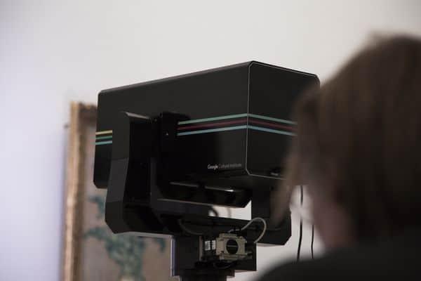 Google Art Camera, la cámara que ayudara a preservar todos los detalles de los mejores cuadros del mundo