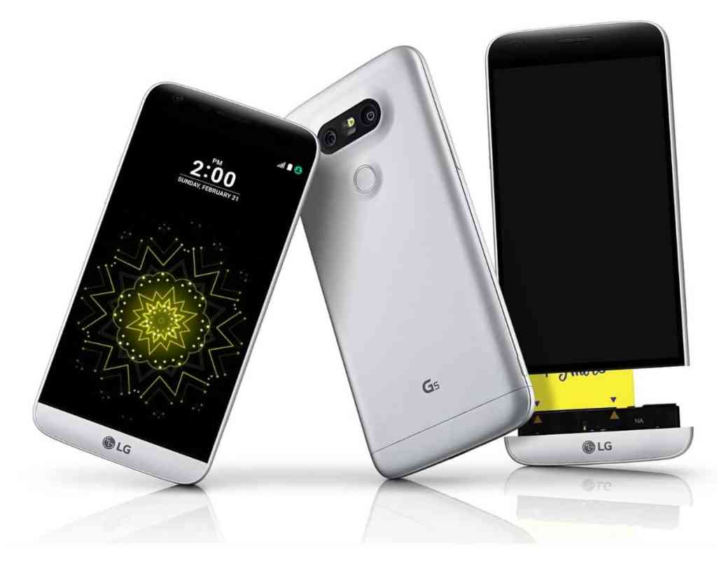 La cámara del LG G5