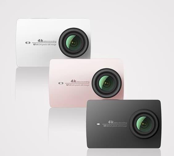 Xiaomi Yi II 4K Action Cam