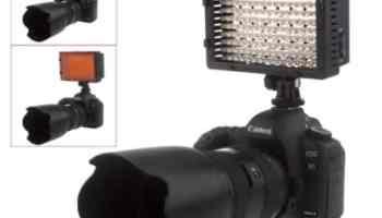 NEEWER CN-160 - Panel de luz LED regulable en oferta