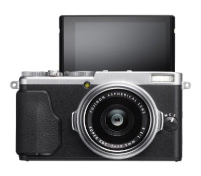Fujifilm X70 – cámara compacta premiumde lente fija de 28mm